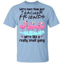 We're More Than Just Teacher Friends Flamingo T-Shirts, Hoodies, Long Sleeve