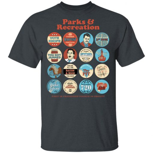 Parks and Recreation Quote Mash-Up T-Shirts, Hoodies, Long Sleeve