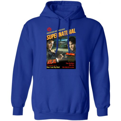 Supernatural End of the Road T-Shirts, Hoodies, Long Sleeve