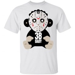 38 Baby Monkey Jason Voorhees T-Shirts, Hoodies, Long Sleeve