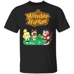 Welcome To Monster Hunter T-Shirts, Hoodies, Long Sleeve