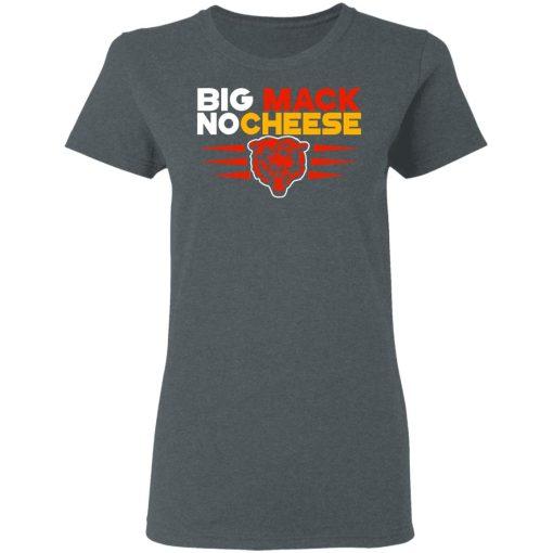 Chicago Bears Big Mac No Cheese T-Shirts, Hoodies, Long Sleeve