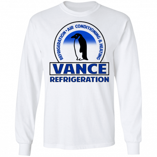 The Office Vance Refrigeration T-Shirts, Hoodies, Long Sleeve
