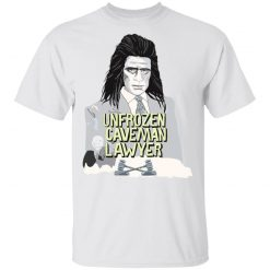 Saturday Night Live Unfrozen Caveman Lawyer T-Shirts, Hoodies, Long Sleeve