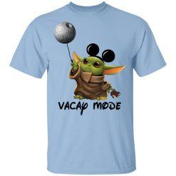Baby Yoda Mickey mouse Vacay Mode T-Shirts, Hoodies, Long Sleeve