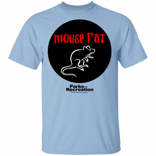 Mouse Rat Circle Parks and Recreation T-Shirts, Hoodies, Long Sleeve