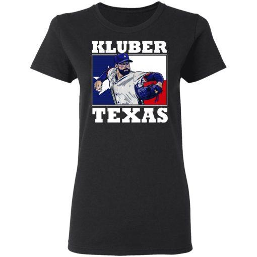 Corey Kluber – Texas Kluber T-Shirts, Hoodies, Long Sleeve