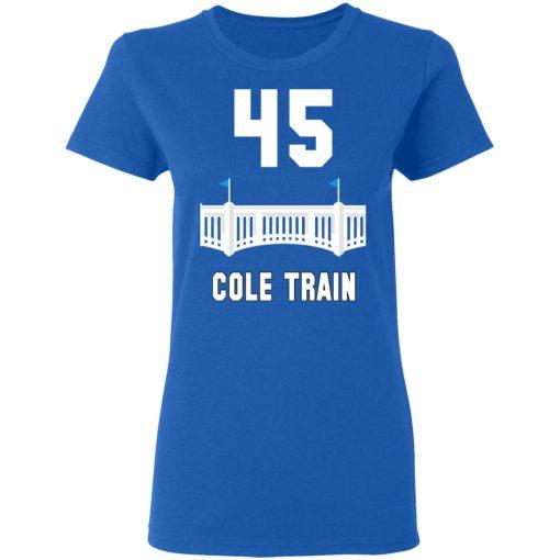 Cole Train New York Yankees T-Shirts, Hoodies, Long Sleeve