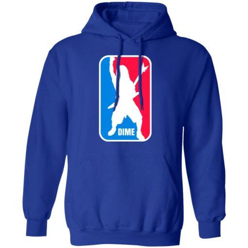 Dime Dimebag Darrell Sport Logo T-Shirts, Hoodies, Long Sleeve