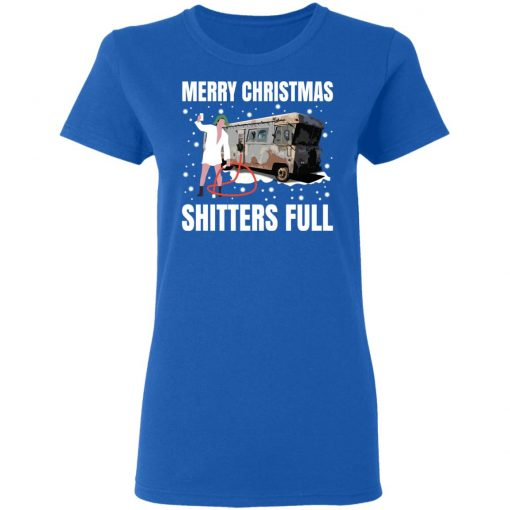 Cousin Eddie Merry Christmas Shitters Full T-Shirts, Hoodies, Long Sleeve