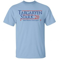 Targaryen Stark 2020 – Make Westeros Great Again T-Shirts, Hoodies, Long Sleeve