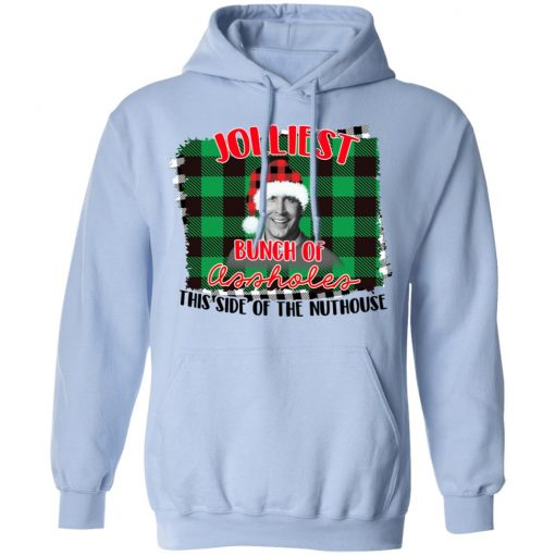 Jolliest Bunch Of Assholes This Side Of The Nuthouse T-Shirts, Hoodies, Long Sleeve