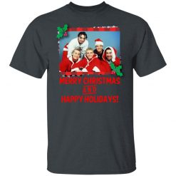 NSYNC Merry Christmas And Happy Holidays T-Shirts, Hoodies, Long Sleeve