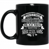 Never Underestimate A Woman Who Loves Blue Cheese And Was Born In November Funny Mug
