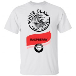 White Claw Halloween Costume Raspberry T-Shirts, Hoodies, Long Sleeve