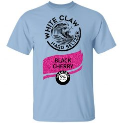 White Claw Halloween Costume Black Cherry T-Shirts, Hoodies, Long Sleeve