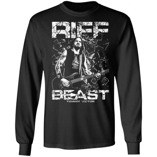 Tommy Victor Prong Riff Beast T-Shirts, Hoodies, Long Sleeve