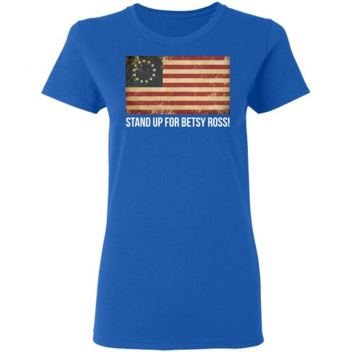 Rush Limbaugh Stand For Betsy Ross Flag T-Shirts, Hoodies, Long Sleeve