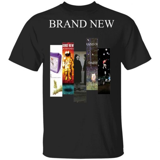 Brand New Band T-Shirts, Hoodies, Long Sleeve