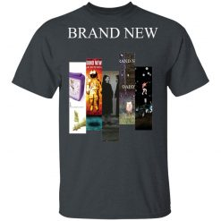 Brand New Band T-Shirts, Hoodies, Long Sleeve