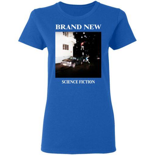 Brand New – Science Fiction T-Shirts, Hoodies, Long Sleeve