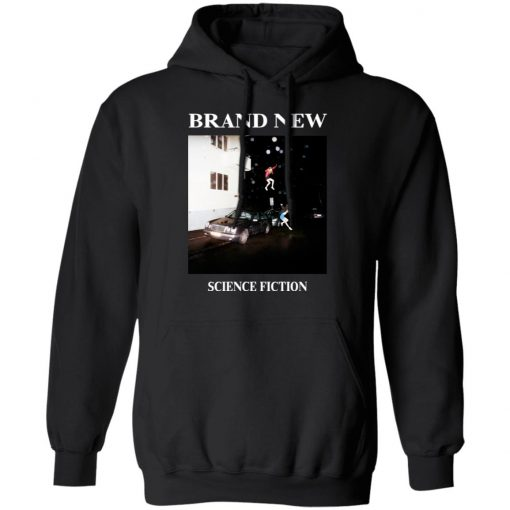 Brand New – Science Fiction T-Shirts, Hoodies, Long Sleeve