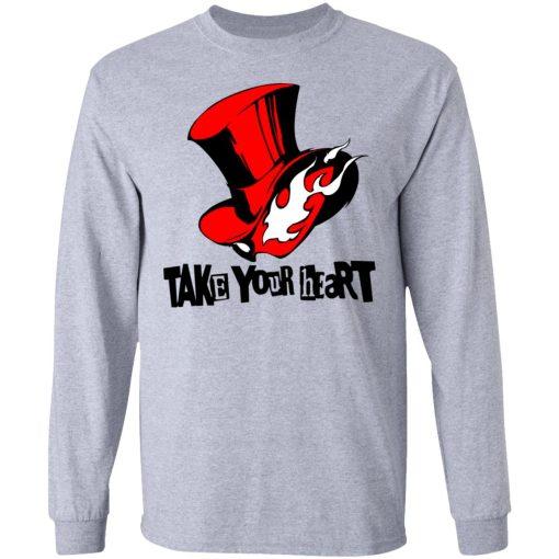 Phantom Thieves Take Your Heart T-Shirts, Hoodies, Long Sleeve