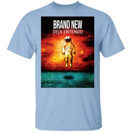 Brand New – Deja Entendu T-Shirts, Hoodies, Long Sleeve