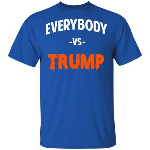 Marshawn Lynch Everybody vs Trump T-Shirts, Hoodies, Long Sleeve
