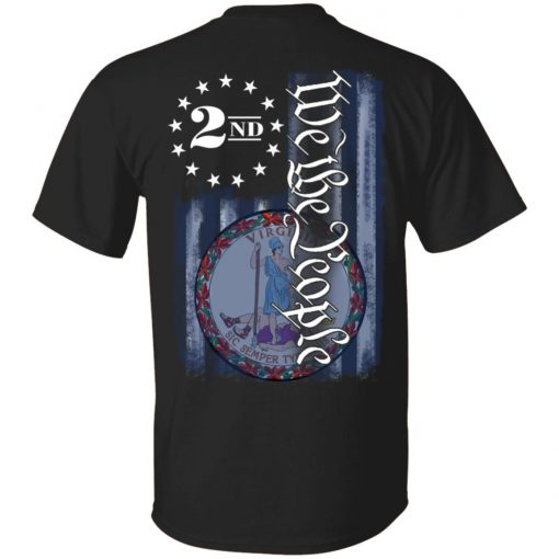 We The People Virginia T-Shirts, Hoodies, Long Sleeve