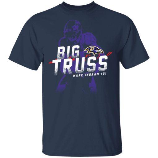 Big Truss Mark Ingram T-Shirts, Hoodies, Long Sleeve