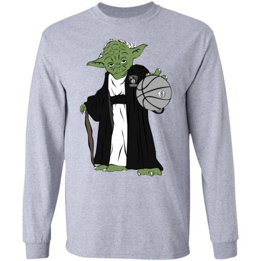Master Yoda Brooklyn Nets T-Shirts, Hoodies, Long Sleeve