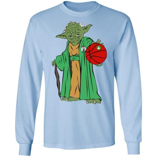 Master Yoda Boston Celtics T-Shirts, Hoodies, Long Sleeve