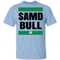 $AMD Bull T-Shirts, Hoodies, Long Sleeve