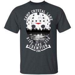 Camp Crystal Lake Hide And Seek Champion 1980 T-Shirts, Hoodies, Long Sleeve