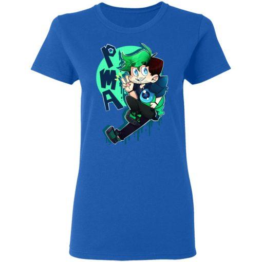 PMA Jacksepticeye T-Shirts, Hoodies, Long Sleeve