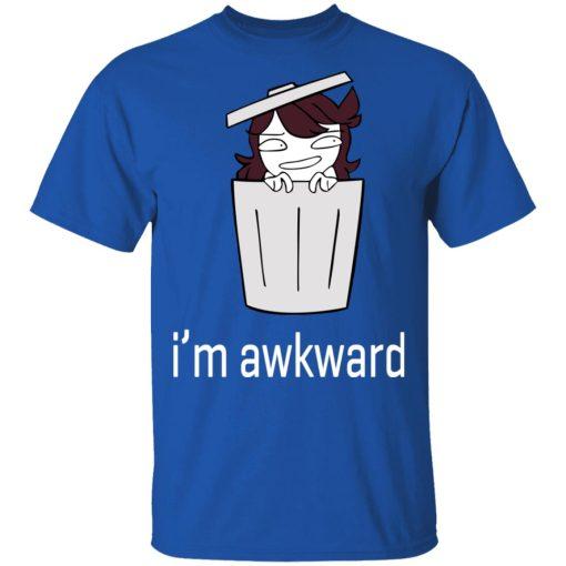 Jaiden Animations I'm Awkward T-Shirts, Hoodies, Long Sleeve