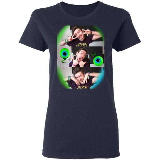 Jacksepticeye Shirt T-Shirts, Hoodies, Long Sleeve