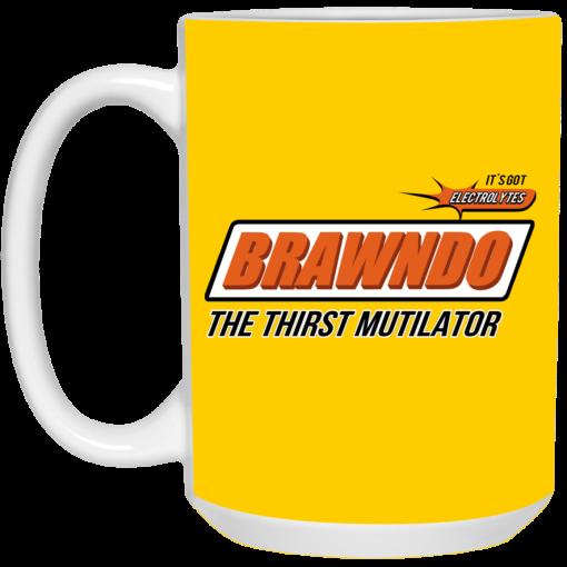 BRAWNDO The Thirst Mutilator Mugs