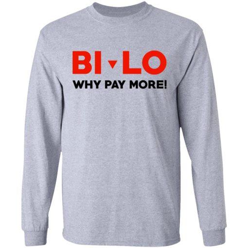 Bi-lo Why Pay More T-Shirts, Hoodies, Long Sleeve