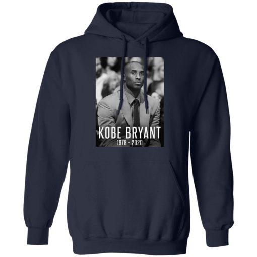 Rip Kobe Bryant 1978 2020 T-Shirts, Hoodies, Long Sleeve