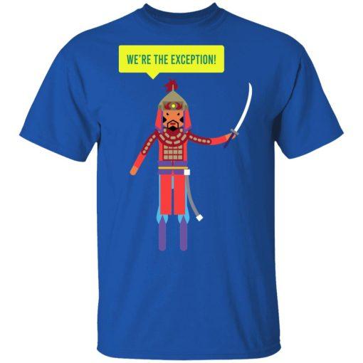 Crash Course Mongols T-Shirts, Hoodies, Long Sleeve