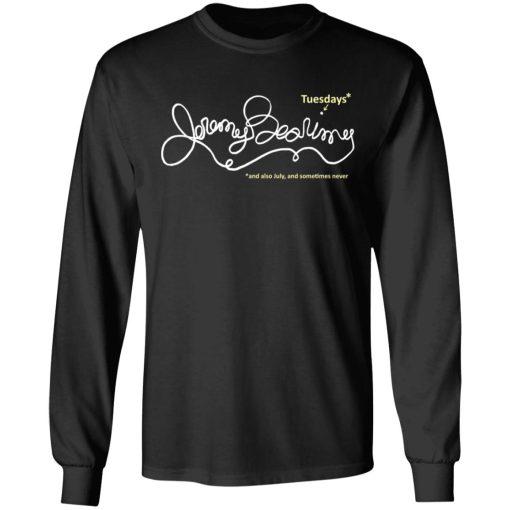 Jeremy Bearimy The Good Place T-Shirts, Hoodies, Long Sleeve