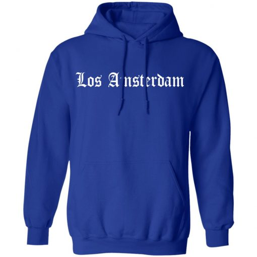 Los Amsterdam T-Shirts, Hoodies, Long Sleeve