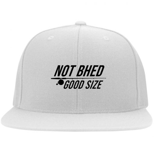 Not Bhed Good Size Cap Hat