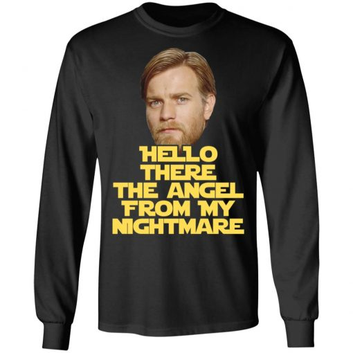 Blink 182: Hello There The Angel From My Nightmare T-Shirts, Hoodies, Long Sleeve