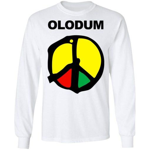 Michael Jackson Olodum T-Shirts, Hoodies, Long Sleeve