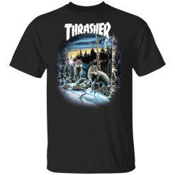 Thrasher 13 Wolves T-Shirts, Hoodies, Long Sleeve