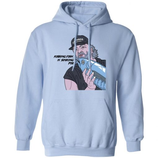 Shimano Kissing Fish N Sinking Piss T-Shirts, Hoodies, Long Sleeve