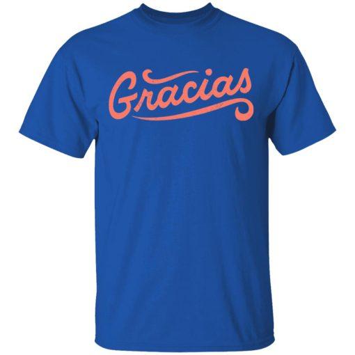 Gracias T-Shirts, Hoodies, Long Sleeve